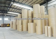 wholesale c1s ivory board / cardboard paper / snow white paper