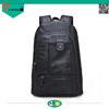 large capacity waterproof high quality custom leather backpack leisure sports travel bag laptop bag school bags