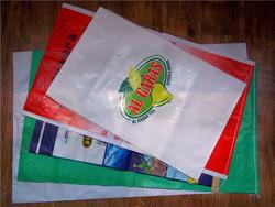 Beautiful Design pp big bag/rice bag/PP Woven Bag