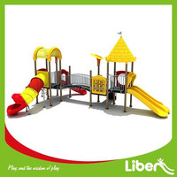 China Factory Insteresting Kids Play Equipment With GS Approved