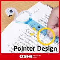 Creative school supply, ecofriendly PP material bookmark school supply