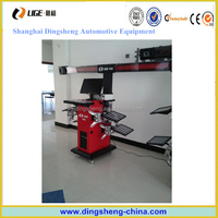 small, middle car, business car , light truck, four wheel alignment