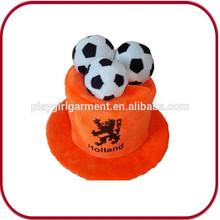 La venta barato los aficionados al fútbol sombrero de copa del mundo de los fans sombrero pgph- 1334