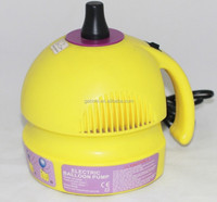 2014 American style party supplies balloon electric air pump to inflate balls or boats