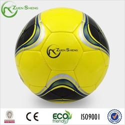 Zhensheng Best Sale Sports PU Football Hand Stitched Football Competition Soccer Ball