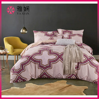 High Quality European Design Pure cotton bed sheets