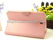 Fashion style tablet flip leather cover case for samsung galaxy note 8.0 n5100