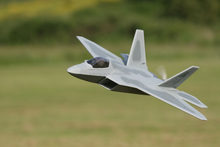 F-22 jet powered foam remote control electric battery operated toy plane