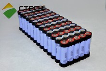 High capacity 48V 11Ah battery pack 18650 li-ion rechargeable battery pack