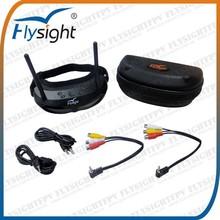 E628 Flysight hottest 5.8 Ghz Spexman óculos de vídeo imagem na imagem para camera espia b17 rc avião fpv camera
