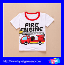 Wholesale Brand New Baby Cartoon T Shirt Children T-shirt