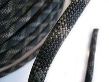 wholesale 450 nylon paracord rope style low elastic polyester rope reflective rope