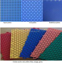 soft pp interlocking floor for sport courts/kindergarten