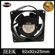 Popular exported factory supply 9225 case double ball dc cooling fan