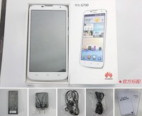 5.5 inch Original HUAWEI G730 dual sim quad core RAM1GB ROM4GB Android4.22 3G android city call mobile phone