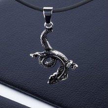 2012 Charm Casting Fashion Animal Pendant Stainless Steel For Men(BP10451)