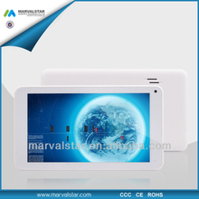 7'' Cheap China OEM Tablet PC Dual Core RK3026 MID +1G+8GB+Two Camera+1024*600pixel+ROhs+CE+Shenzhen Custom made OEM Manufacture