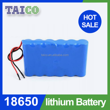 Low Price 18650 Lithium ion Battery Pack 29.6v 4400mah for Digital Cameras