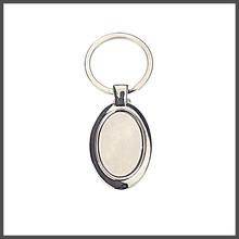 fashion new design keychain blank metal key chain