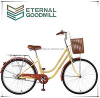 20 inch fixed gear bike 24 inch colorful lady retro fashion Pastoral style bike18-22 inch 2015 new 50cc pocket bike Model GB3056