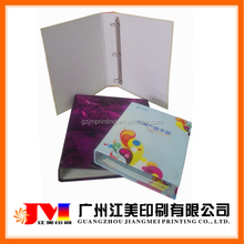 Hot Selling Professional High Quality Coloring A2 A3 A4 A5 Custom Presentation Folder