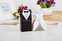 bride and groom box wedding favour boxes
