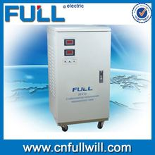 Hot sale SVC 20KVA 3 phase motor type ac automatic universal voltage stabilizer