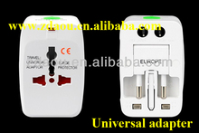 international tour power plug adapter