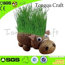 Specialized quality corporate gifts grass head doll branded promotional gifts , gifts for corporate