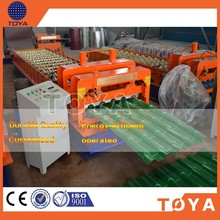 Competitive Price High Quality Glazed Tile Roofing Sheet Profiling Machine