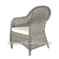 2014 Antique Furniture Vines Outdoor Rattan Sofa Chair