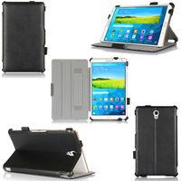 folio leather case for Galaxy Tab S 10.5 inch free logo