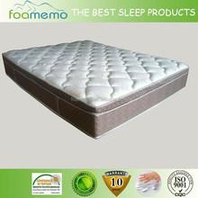 Hot sale bedroom furniture pocket spring baby mattress
