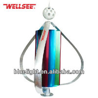 Wholesale vertical wind generator 400W WS-WT400 Wellsee electric generating windmills for sale