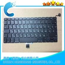 """For APPLE Macbook Pro 13"""" 13.3"""" A1278 Keyboard RU Russian fit 2009-2012 model"""