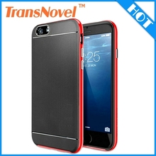 Hot selling Professional hard TPU+PC Hybrid mobile phone case for iphone6
