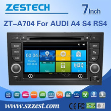 China factory car audio system for AUDI a4 auto parts