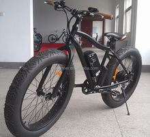 Large power 70km pedal assistant electric mountain bicycle