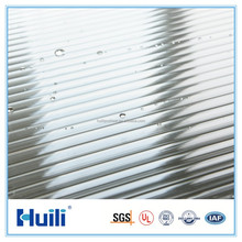 100% Sabic Material Polycarbonate 2 Layers Hollow Sheet For Roofing and Skylight