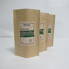 Biodegradable Printed Kraft Paper Food Packaging Manufacturers