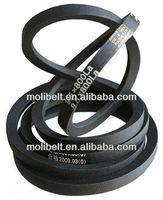 china rubber v belt