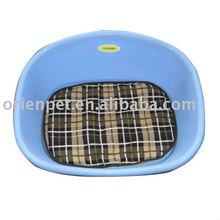 pet dog bed with cushion