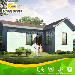 Fast Assembly Strong prefabricated small house