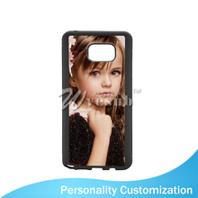 Wholesale Custom DIY PC TPU Bulk Blank Sublimation Back Cell Phone Cover For Samsung Galaxy Note 5 Mobile Phone