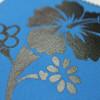 Disperse dye printing thickening agent sodium alginate substitute