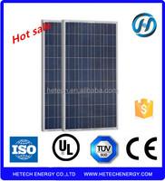 Chinese Manufacturer 12v 100w solar panel price per watt polycrystalline silicon solar panel