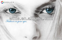 Fashion GEO GEOLICA cosmetic color contact lenses US FDA approved high quality luxury contacts
