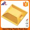 100mm Sand Filling ABS plastic reflector road stud