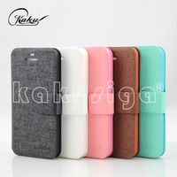 Slim Leather Flip Wallet Card Pouch Stand Case Cover For iPhone 6/6 plus