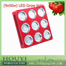 perfect! integrated cree/bridgelux 3rd generation 450w panel led grow light for agricultural plant growth